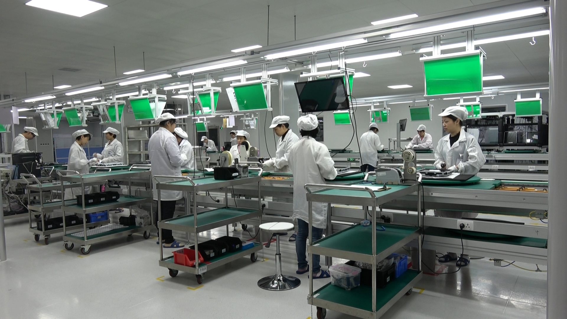 GT Newly Upgraded Production Line