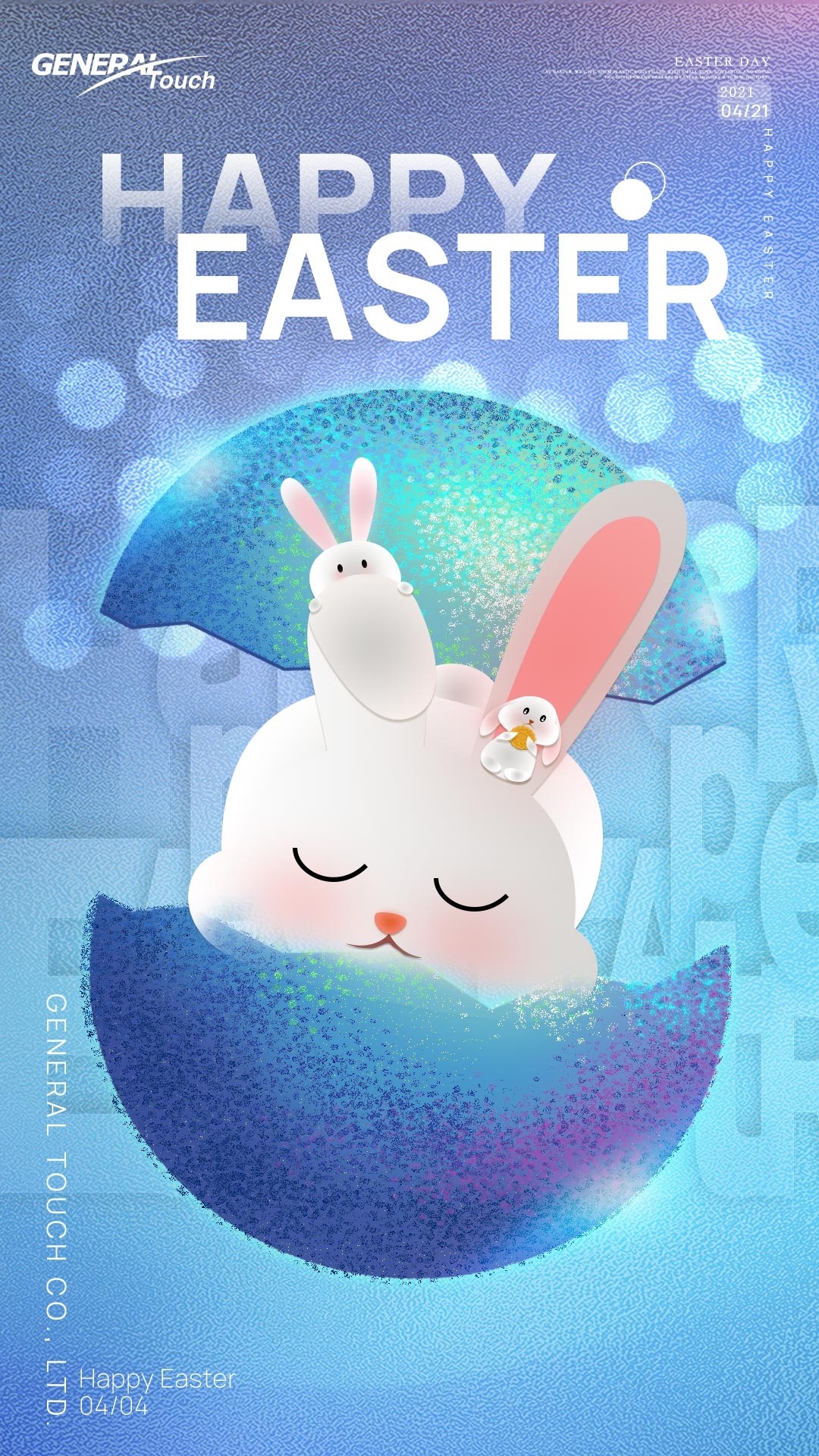 Have wonderful Easter Day