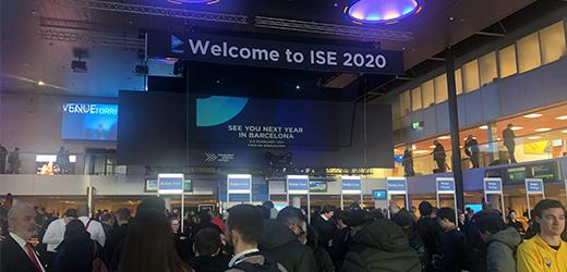 Inspirational ISE 2020
