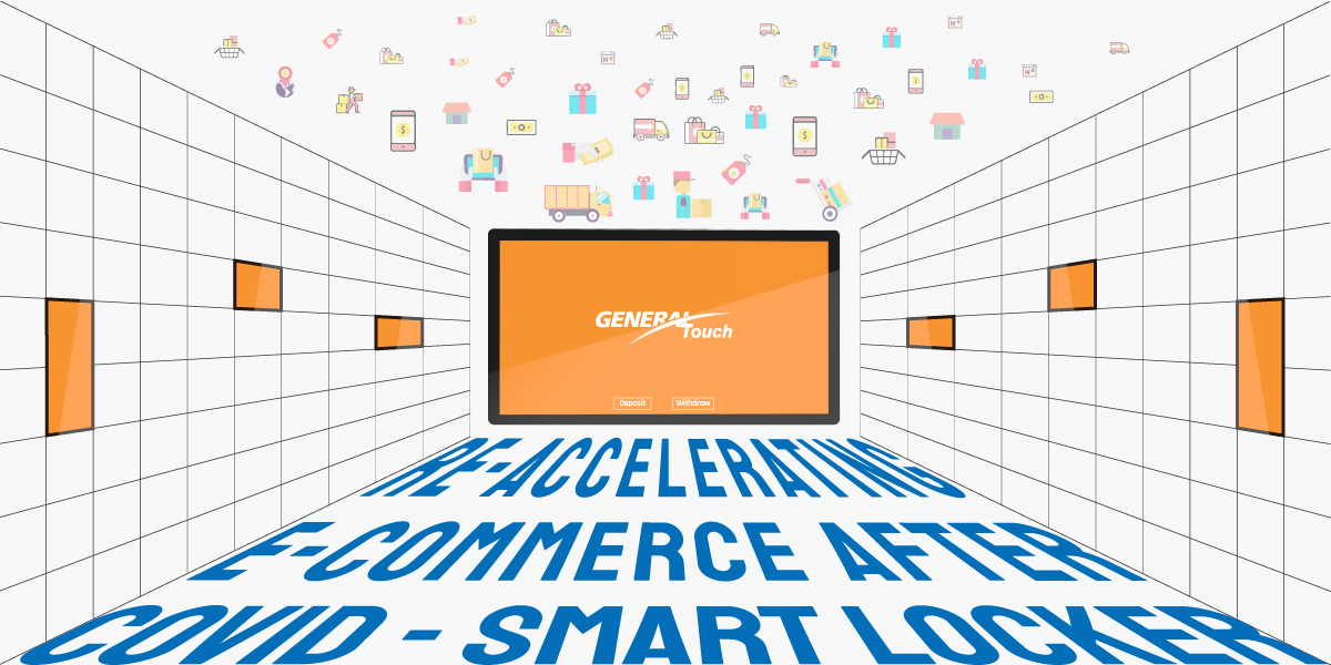 Re-accelerating E-commerce after Covid – Smart Locker