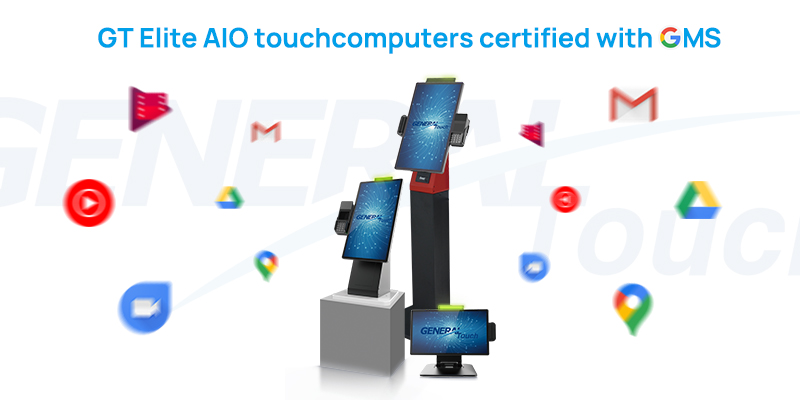 GT Raises the Bar with Elite AIO Touchcomputers Certified with GMS