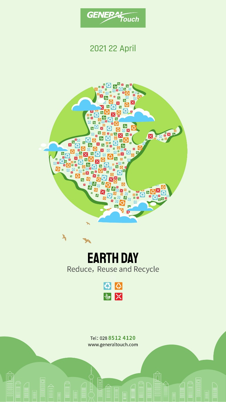 Reduce, Reuse, and Recycle with Goodwill this Earth Day